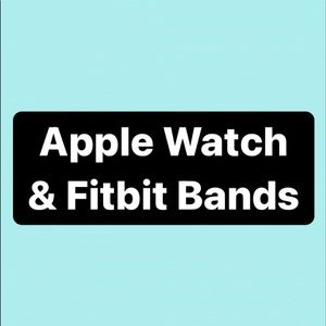 Apple Watch & Fitbit Bands